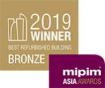 Best Refurbished Building, BRONZE