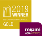 Best Urban Regeneration Project, GOLD