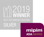 Best Refurbished Building, SILVER