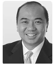 Terence Tang  Managing Director Colliers International